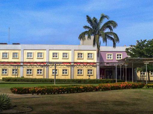 Nuevo edificio administrativo en el Mejorador de PETROCEDEÑO, Complejo Industrial José Antonio Anzoátegui (CIJ)
