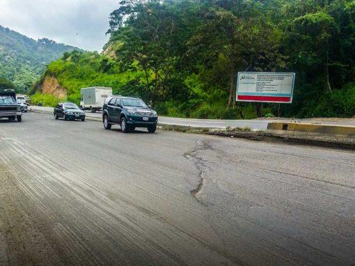 Reposición de drenaje transversal y estabilización del cuerpo de la vía en Sector Maitana, Autopista Regional del Centro