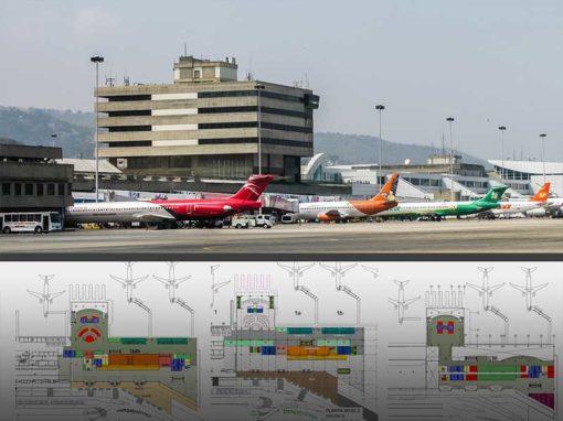 Ampliación del Terminal Nacional del Aeropuerto Internacional Simón Bolívar, Estado Vargas