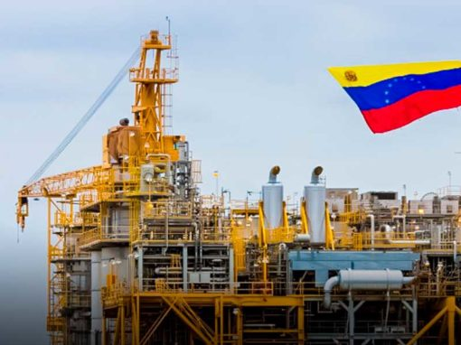 Previsualización de la infraestructura de producción de gas costa afuera del Bloque 4 integrada a la infraestructura de los Bloques 1, 2 y 3. Proyecto Plataforma Deltana