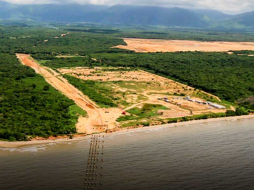 Requerimientos de infraestructura de servicios industriales, logísticos y operacionales para  el manejo de los volúmenes adicionales de gas en el Complejo Industrial Gran Mariscal de Ayacucho, Proyecto Plataforma Deltana