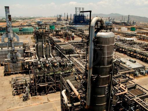 Evaluación de confiabilidad estructural ante acciones sísmicas de instalaciones de la industria petrolera
